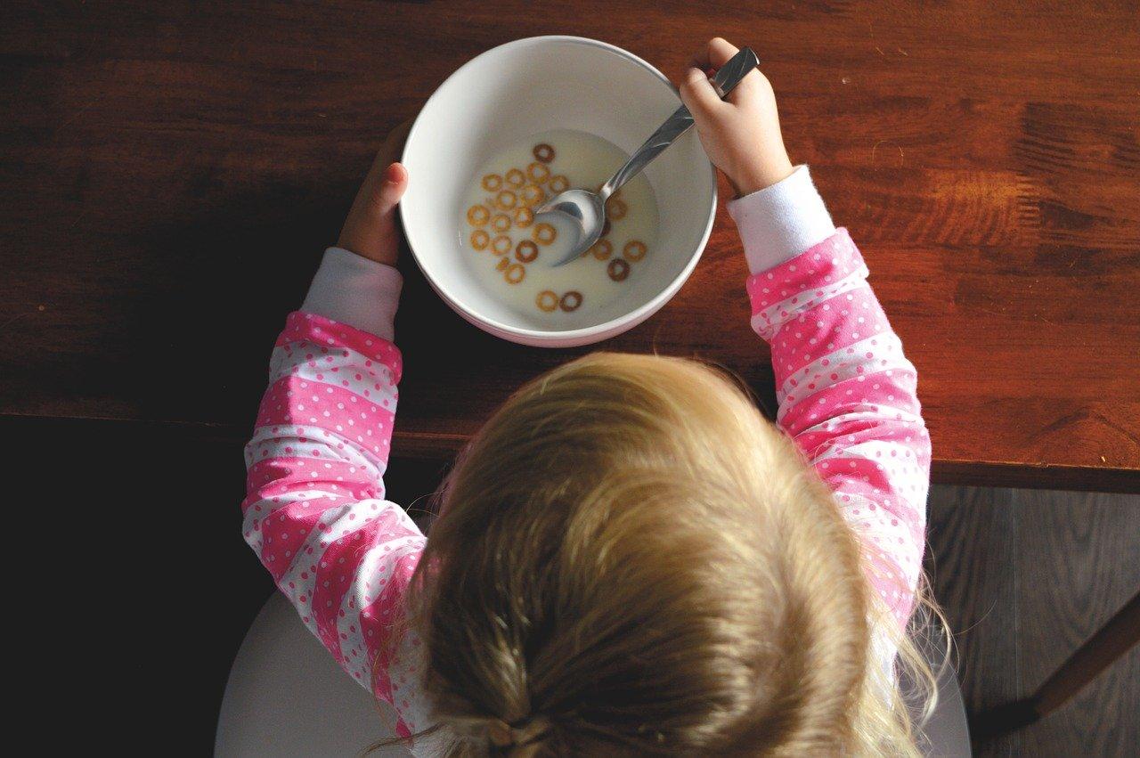 Dzieci mają prawo do gorącego obiadu!