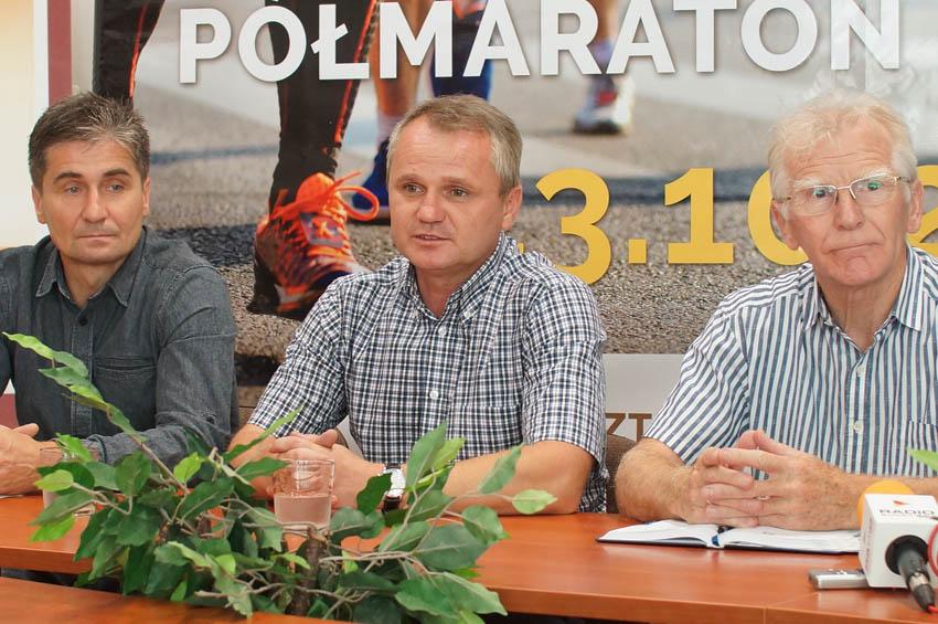 Półmaraton w Strzegomiu