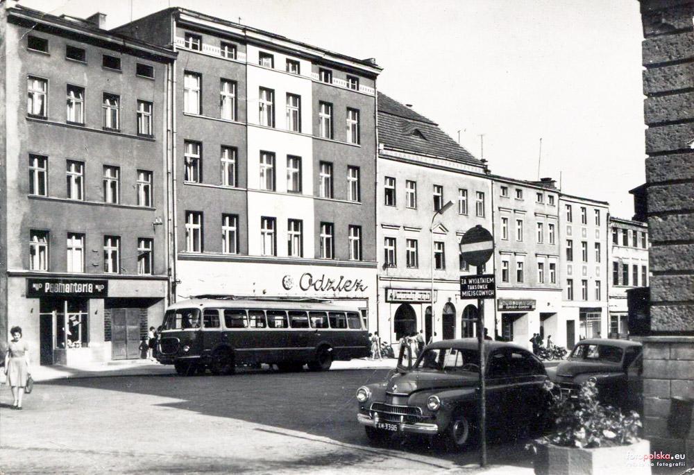 Strzegomski Rynek - lata 1898-1979 [FOTO]
