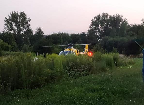 Nieszczęśliwy wypadek z udziałem dziecka w Jaroszowie!