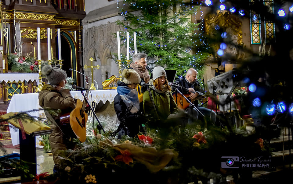 Amicis w Bazylice Mniejszej [FOTO]