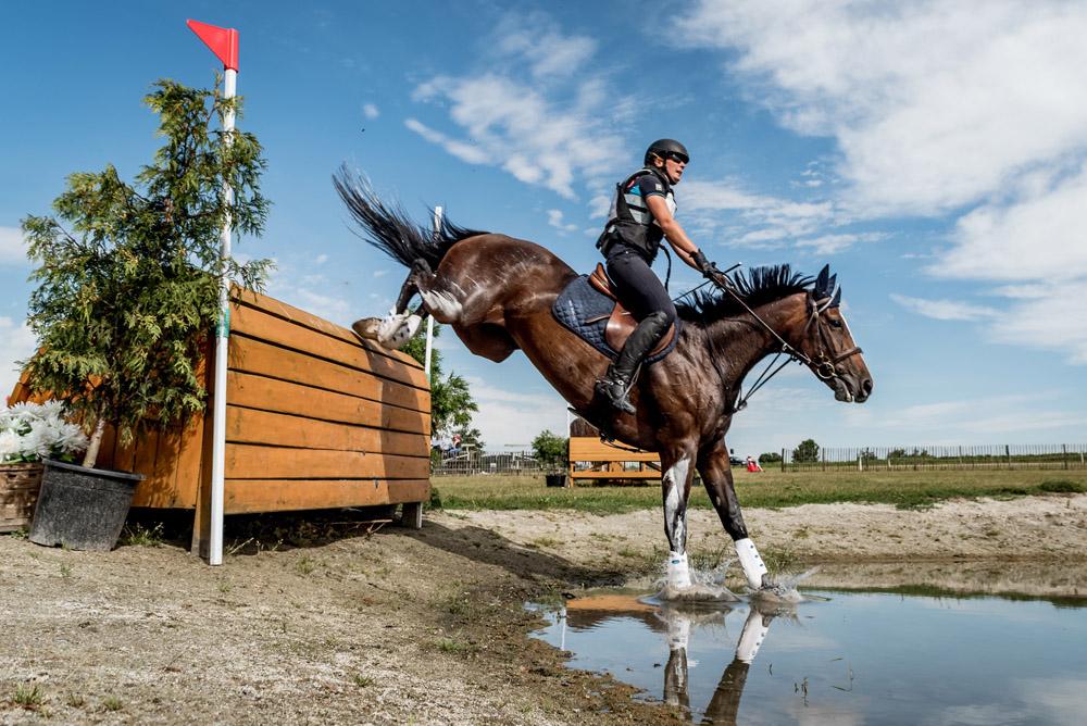 Rekordowe zawody jeździeckie w Morawie