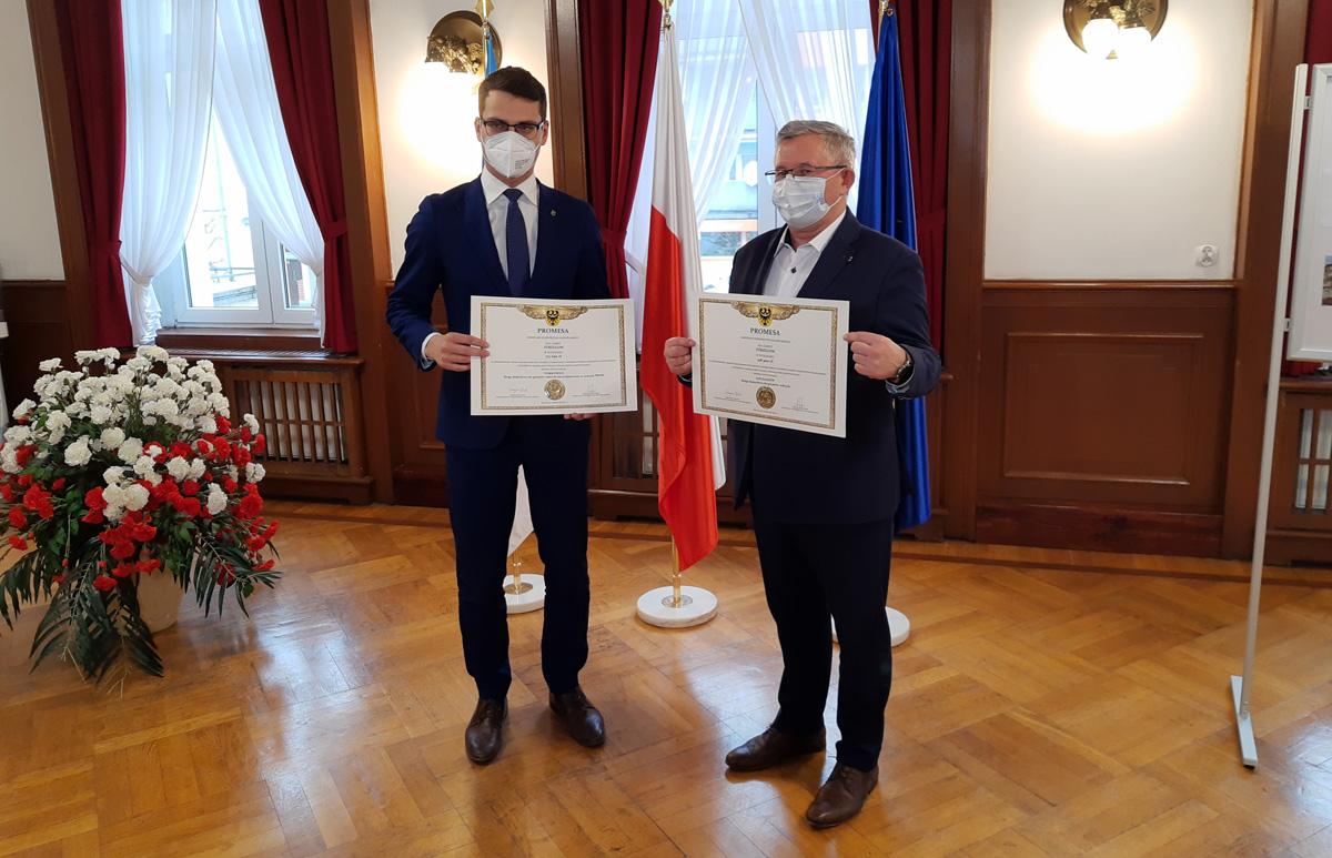 850 tys. zł na drogi w Tomkowicach i Goczałkowie [FOTO]