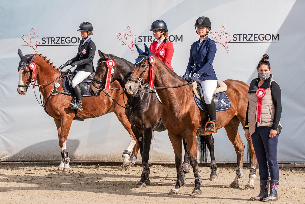 Niemka wygrywa czterogwiazdkowy konkurs w Morawie, Polki na podium [FOTO]