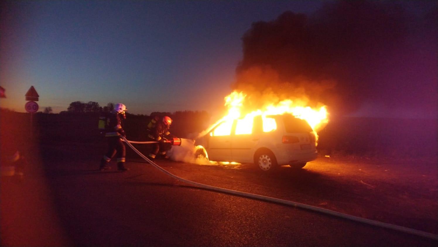 Pracowite dni strażaków z OSP Strzegom