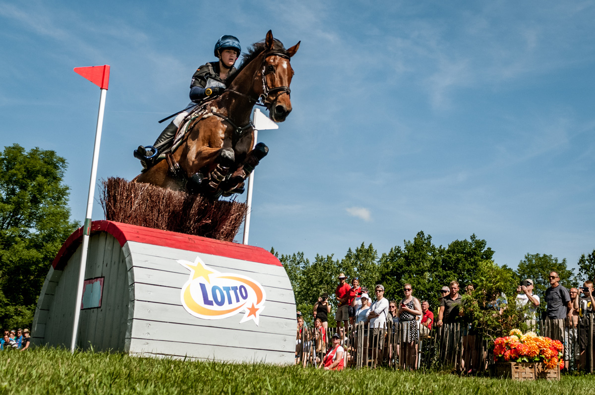 Od czwartku rusza LOTTO Strzegom Horse Trials w Morawie