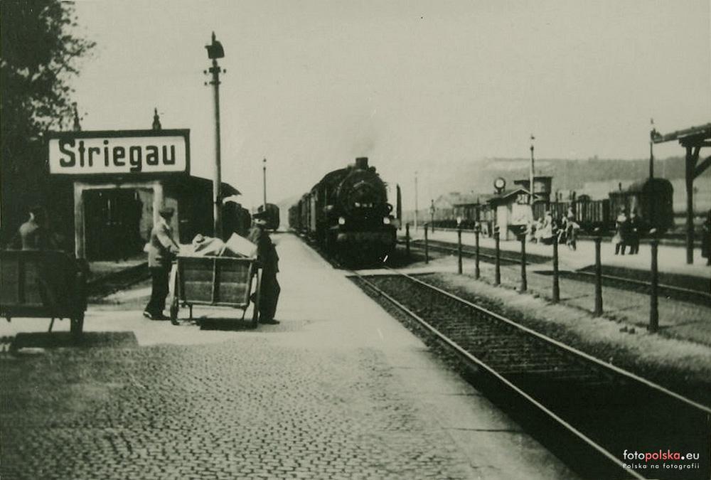 Najstarszy dworzec kolejowy w Polsce [FOTO]