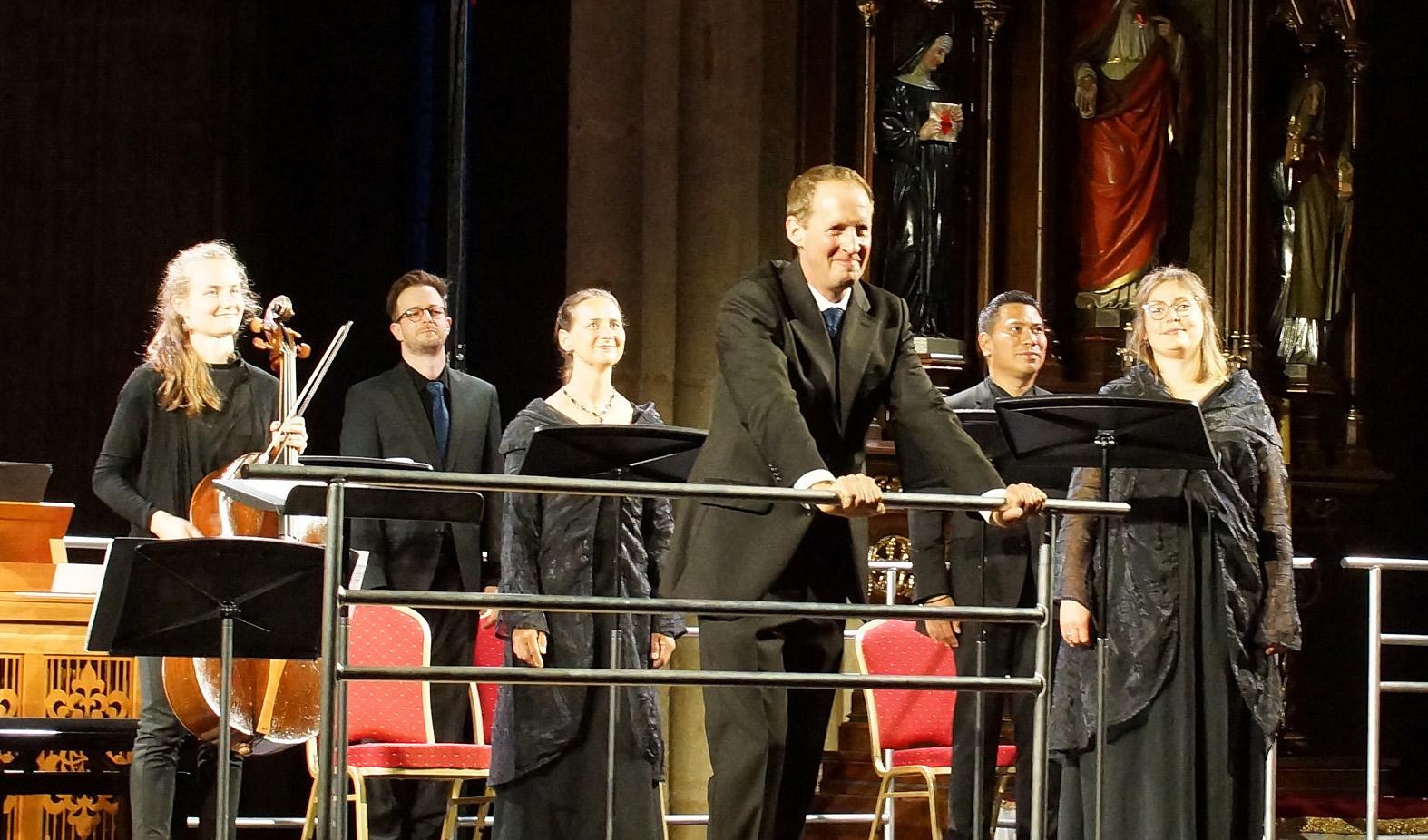 RIAS Kammerchor z Berlina wystąpił w Bazylice Mniejszej [FOTO]
