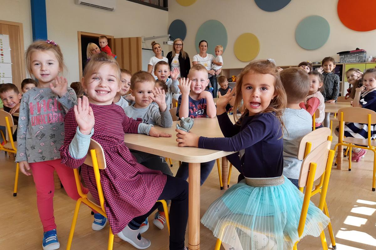 Nowoczesne przedszkole oficjalnie otwarte!
