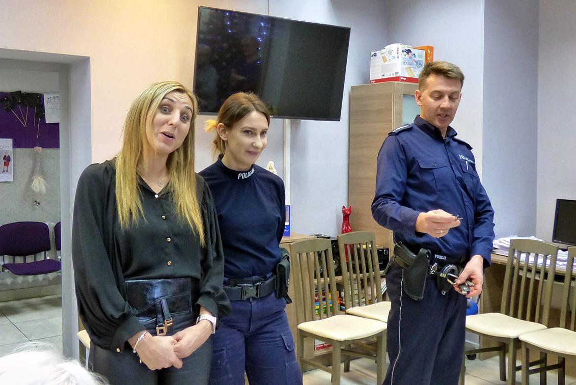 Policjanci pouczyli seniorów [FOTO]