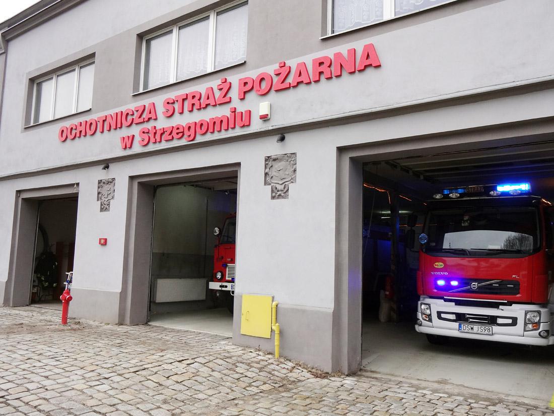 OSP Strzegom numerem I na Dolnym Śląsku!