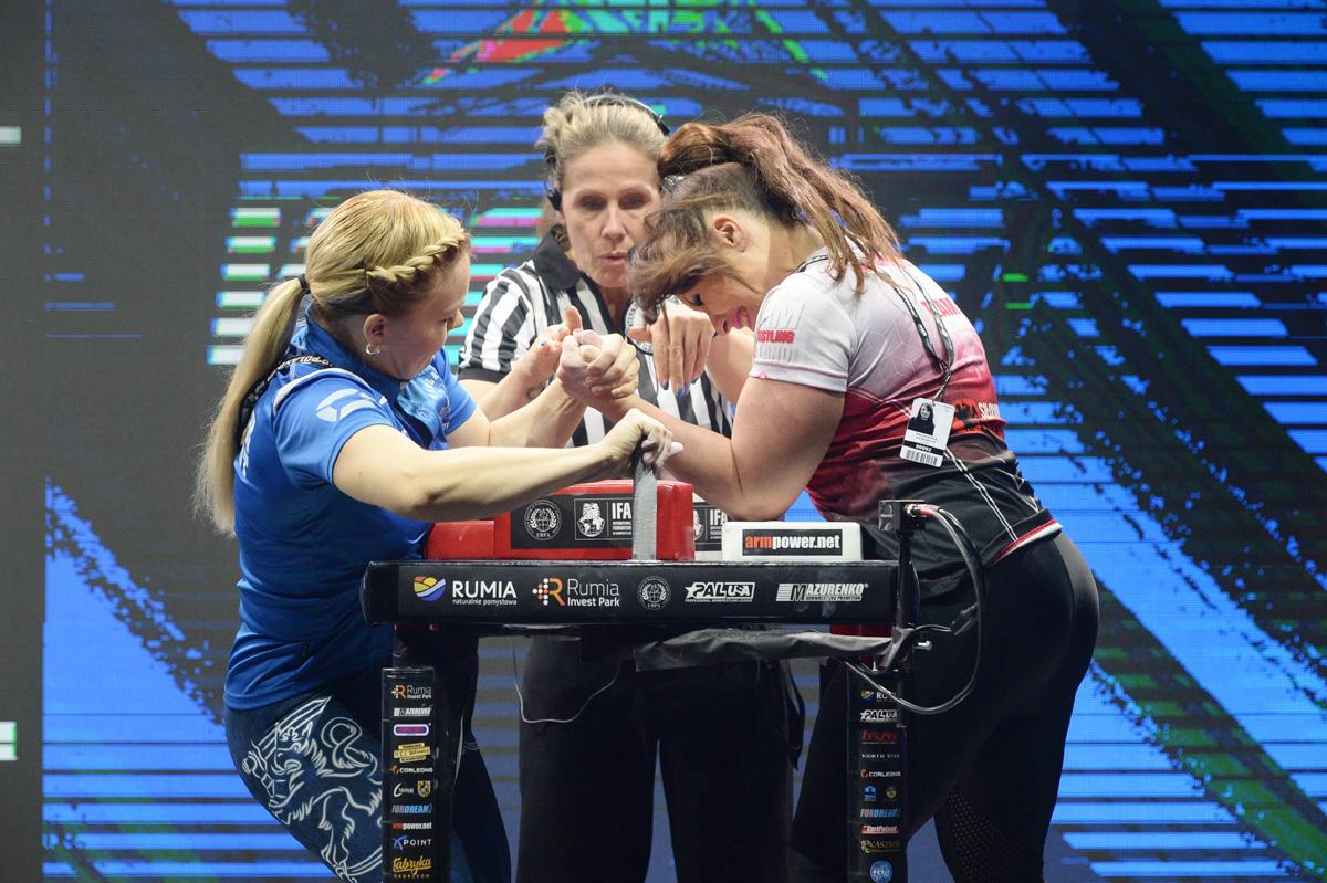 Małgorzata Ostrowska Mistrzynią Świata! [FOTO]