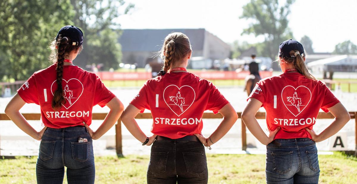 Bądź aktywny! Dołącz do teamu Strzegom