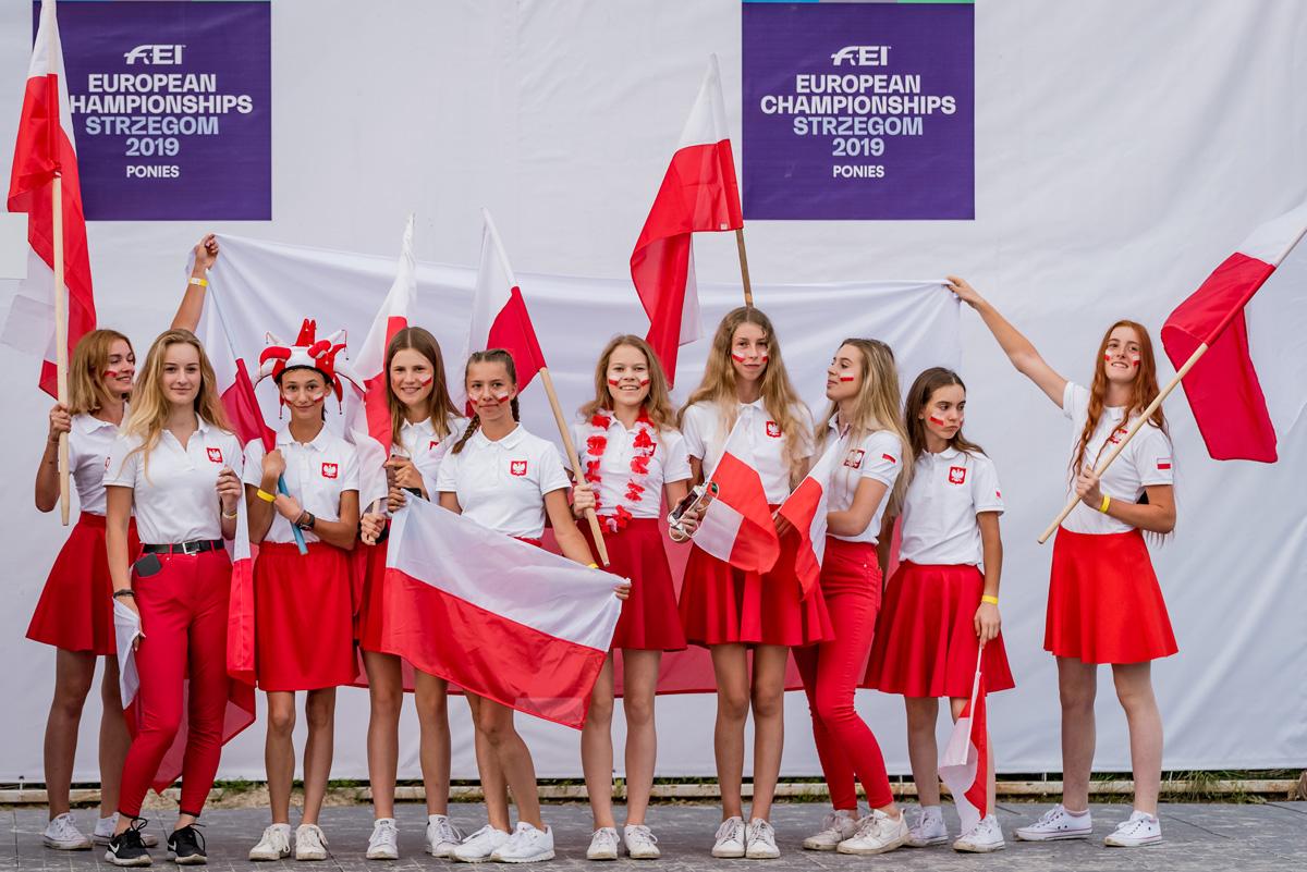 Mistrzostwa Europy Kuców w rękach LKS Stragona!