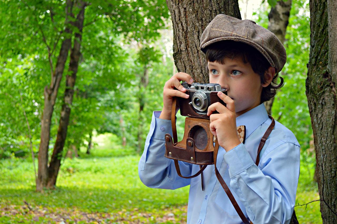 """Rusza konkurs fotograficzny """"Młodym okiem"""""""