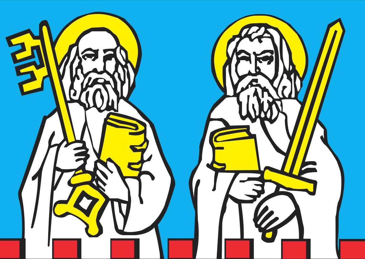 Nadchodzą imieniny patronów Strzegomia