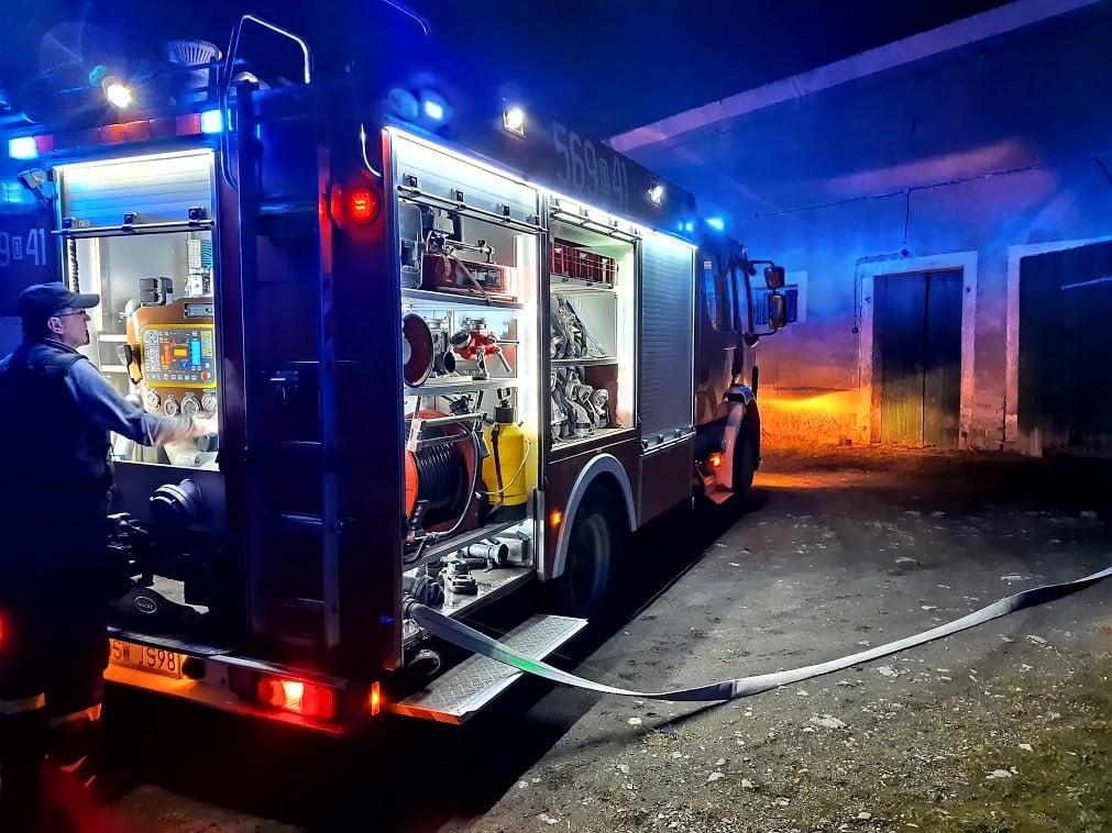 Pracowita sobota strażaków z OSP Strzegom [FOTO]