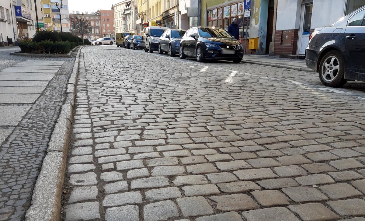 Dąbrowskiego do przebudowy? [FOTO]