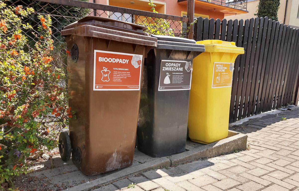 Od 1 kwietnia śmieci pójdą w górę