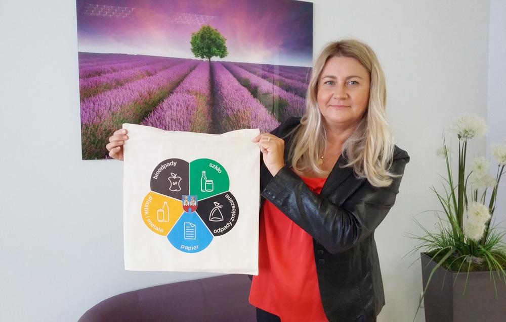 Bezpłatne eko-torby dla mieszkańców