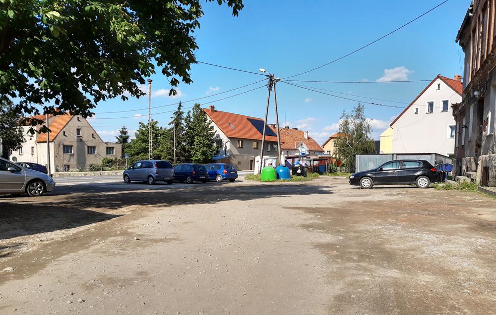 Jaroszów będzie miał swój Rynek [FOTO]
