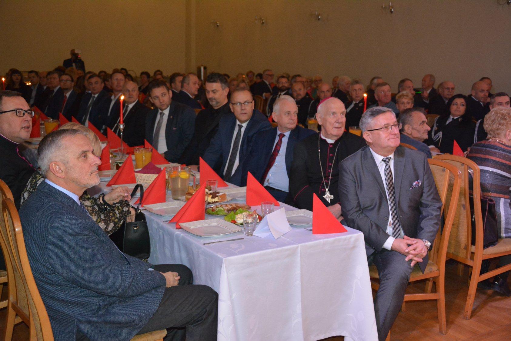 Spotkanie noworoczne burmistrza Strzegomia [FOTO]