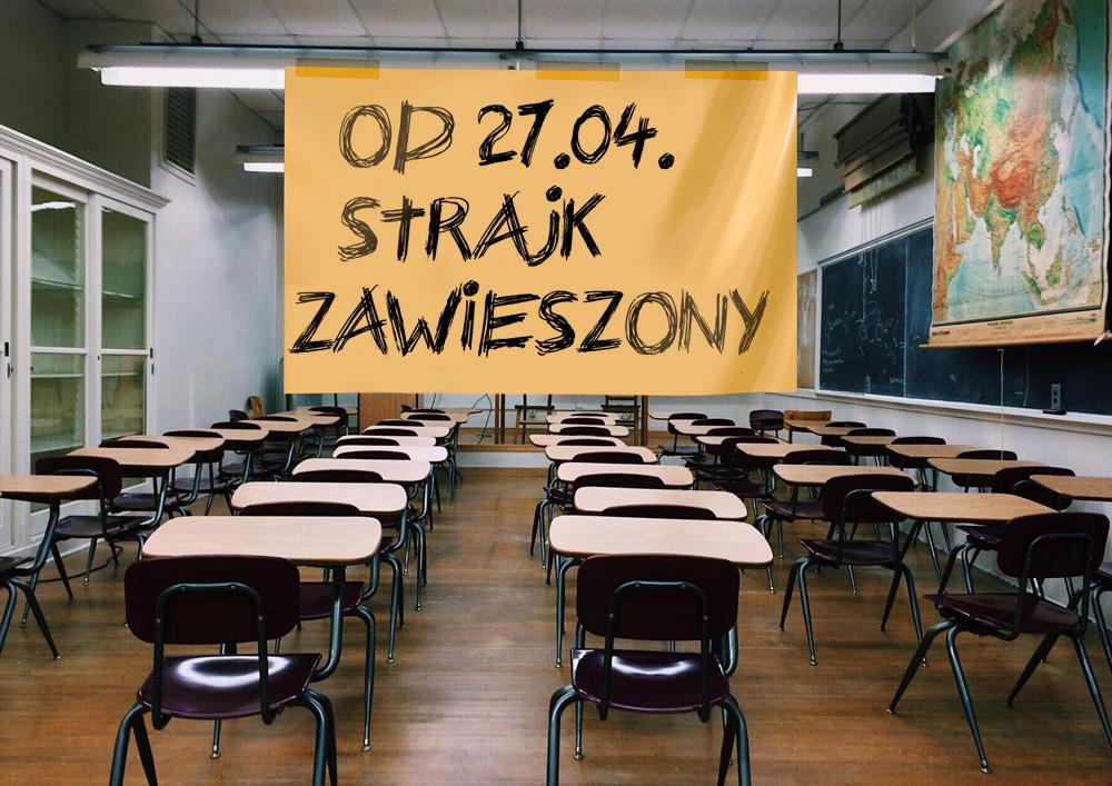 ZNP zawiesza strajk do września!