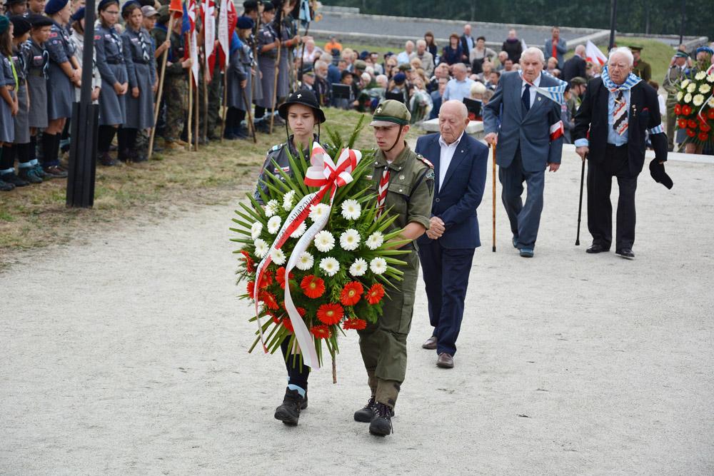 Upamiętnili ofiary II Wojny Światowej [FOTO]