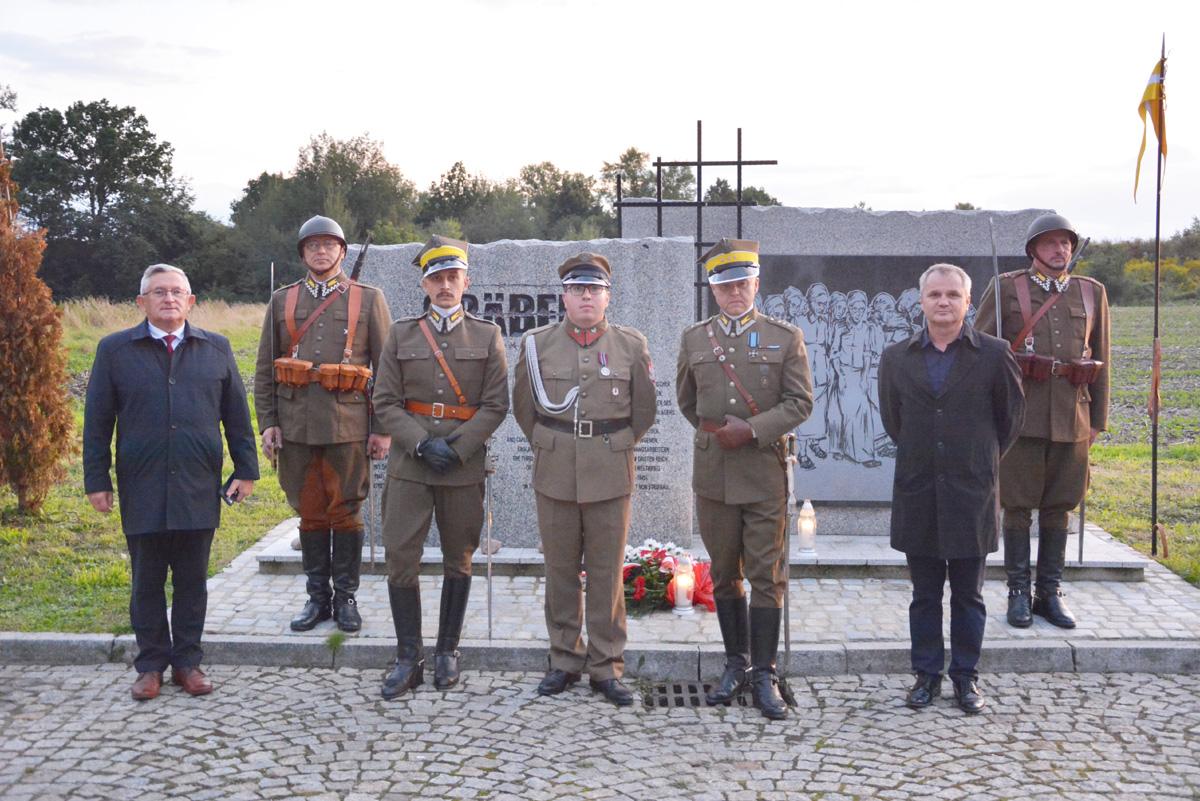 Obchody  82. rocznicy wybuchu II wojny światowej w Strzegomiu [FOTO]