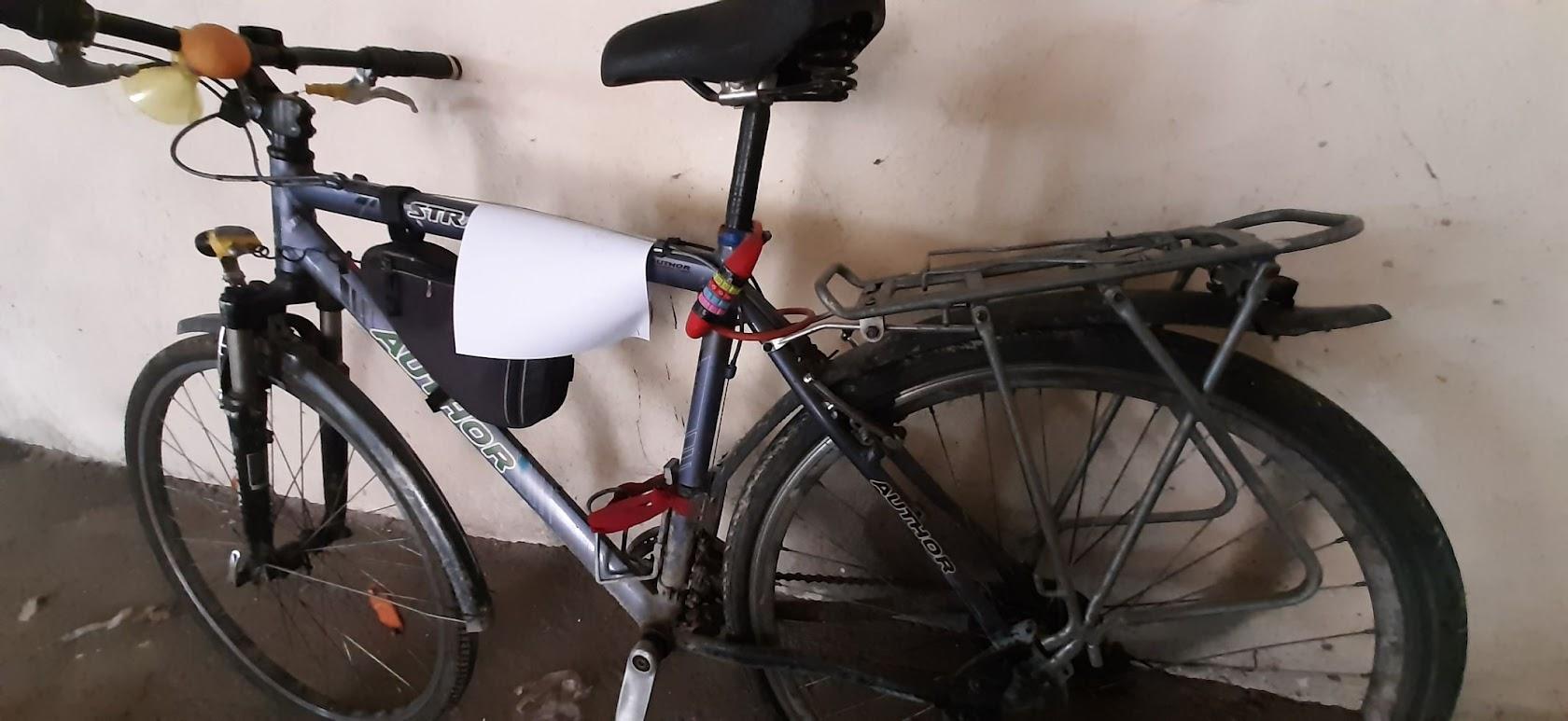 Odnaleziony przez policję rower czeka na właściciela! [FOTO]