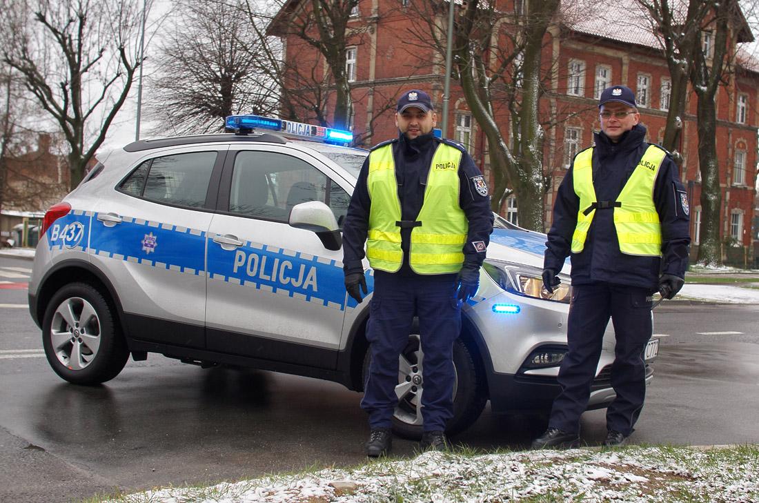 Mokka dla strzegomskiej policji [FOTO]
