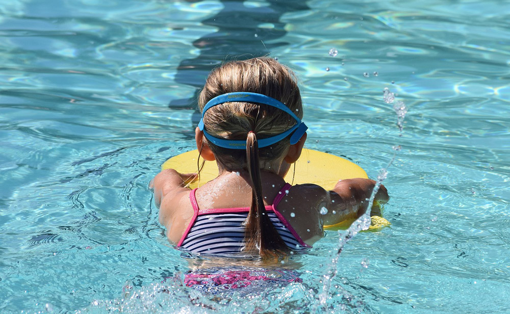 Nauka pływania dla trzecioklasistów