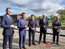 Będzie remont dworca w Strzegomiu! [FOTO]