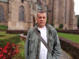 Krzysztof Kaszub chce zbadać, czy istnieją podziemia Bazyliki Mniejszej [FOTO]