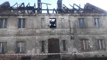Spłonął dom w Rogoźnicy