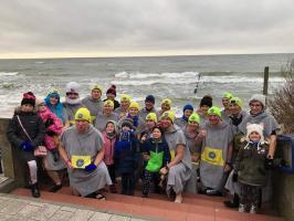 Strzegomskie morsy i foczki bawią sie w Mielnie! [FOTO]