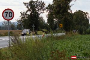 Dramatyczna nawałnica nad gminą Strzegom [FOTO + FILM]