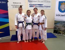 Strzegomskie judoczki pokazały, co potrafią! [FOTO]