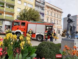 Pożar w Urzędzie Miejskim! [FOTO+FILM]]