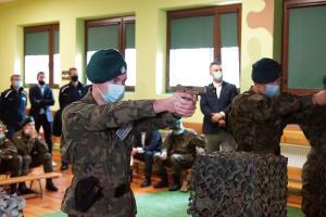 Strzegomscy licealiści mogą strzelać w szkole! [FOTO]