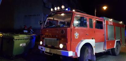 Nocna interwencja strażaków! [FOTO]
