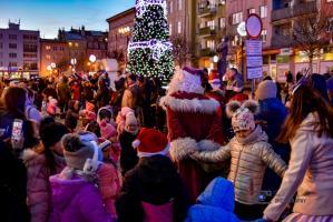 Magia świąt zawitała do Strzegomia [FOTO]