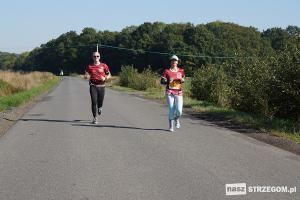 Półmaraton, Bieg Piekarza i Bieg Ciasteczkowy pokonało prawie 400 uczestników [FOTO]