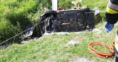 Śmiertelny wypadek koło Ruska. Interweniowało LPR! [FOTO]