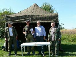 Ireneusz Dzieniszewski zwycięzcą w zawodach spławikowych, w Rusku [FOTO]
