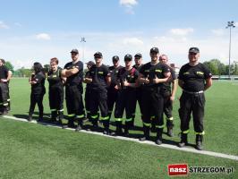 Rywalizacja strażaków w Strzegomiu [FOTO]