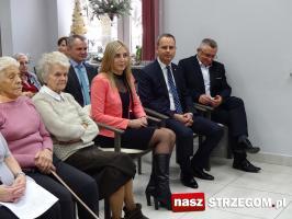 Wojewoda odwiedził seniorów [FOTO]