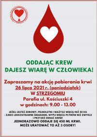 Dramatyczna sytuacja w Regionalnym Centrum Krwiodawstwa!