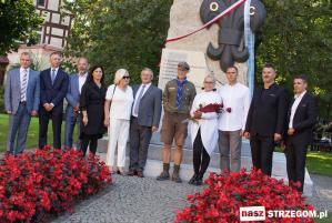 Odsłonięto pomnik Lilijki Harcerskiej i przyznano tytuł