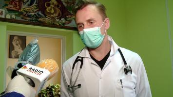 Lekarze o zagrożeniu epidemicznym w gminie Strzegom [FOTO+FILM]